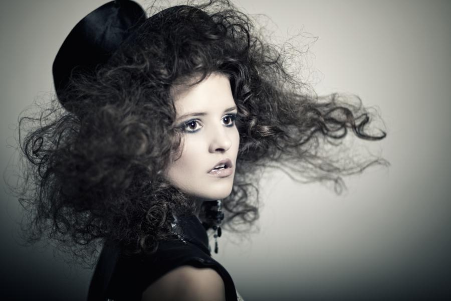 Make-up, Fashion, Salome Nenninger
