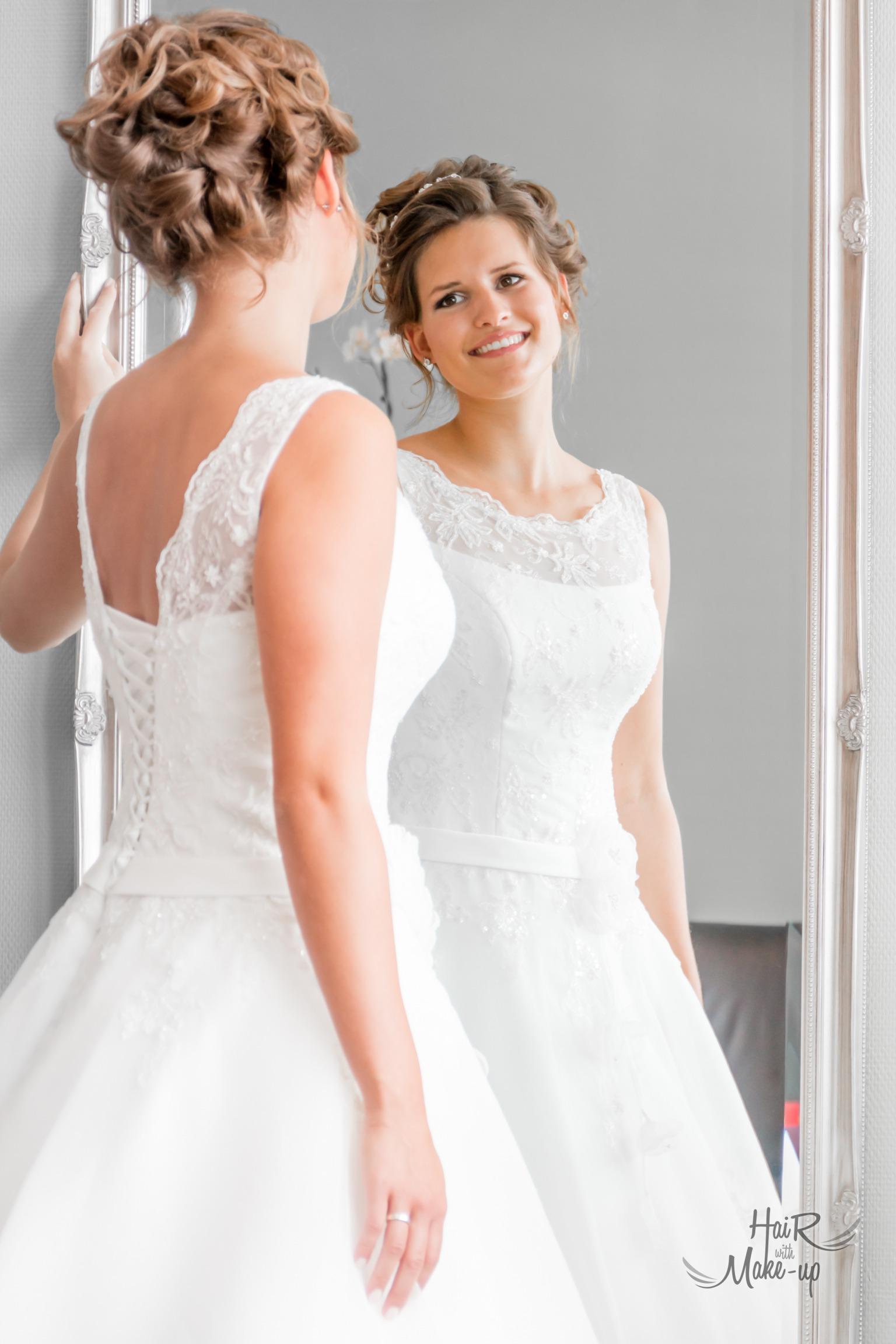 Brautfrisur und make up augsburg